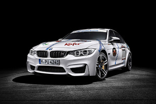 BMW Celebrates Oktoberfest 2015 with a Historic M3