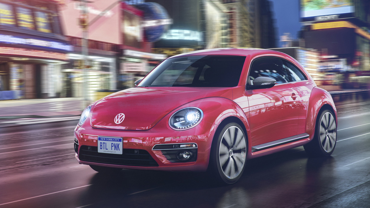 2017 volkswagen beetle adds pinkbeetle special edition. Black Bedroom Furniture Sets. Home Design Ideas
