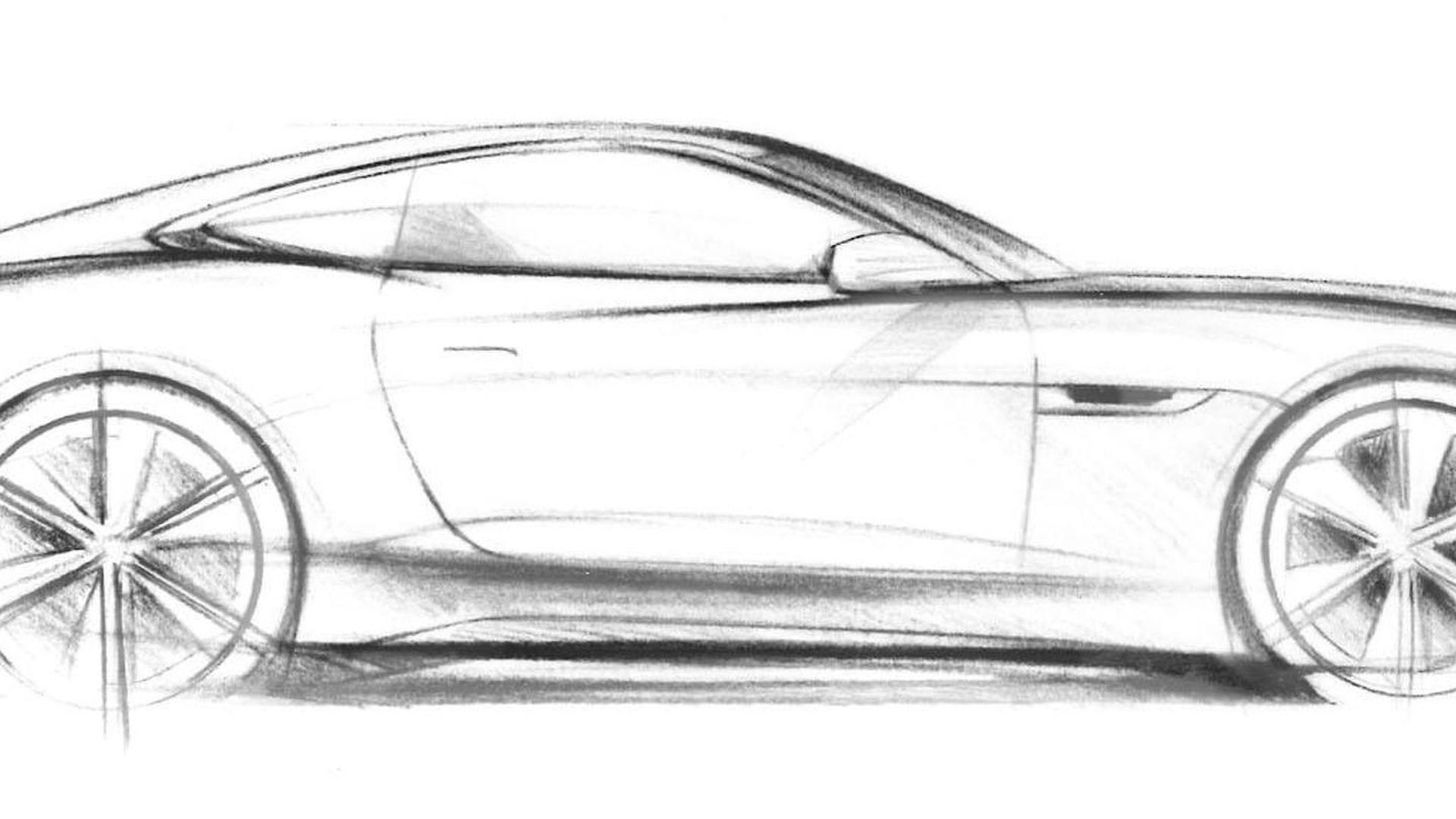 Jaguar C-X16 concept teased for Frankfurt debut