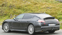 Porsche Panamera Spied in Spain