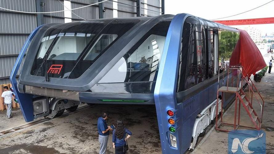 L'incroyable histoire du bus du futur chinois était-elle une arnaque?