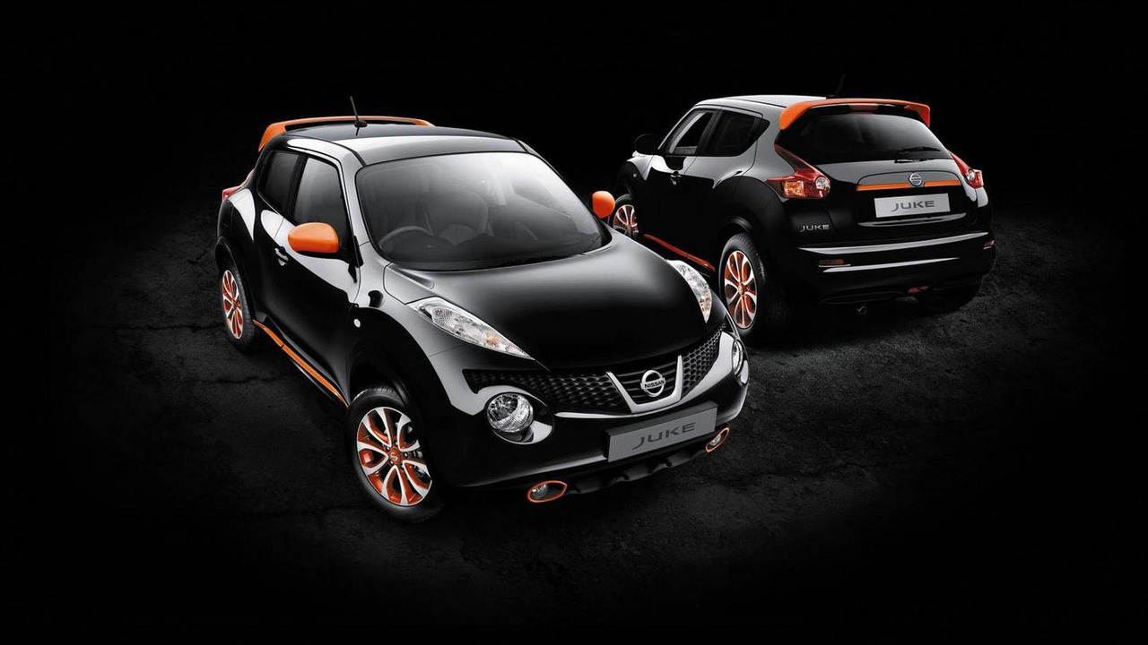 Nissan Juke personalization program 12.12.2012