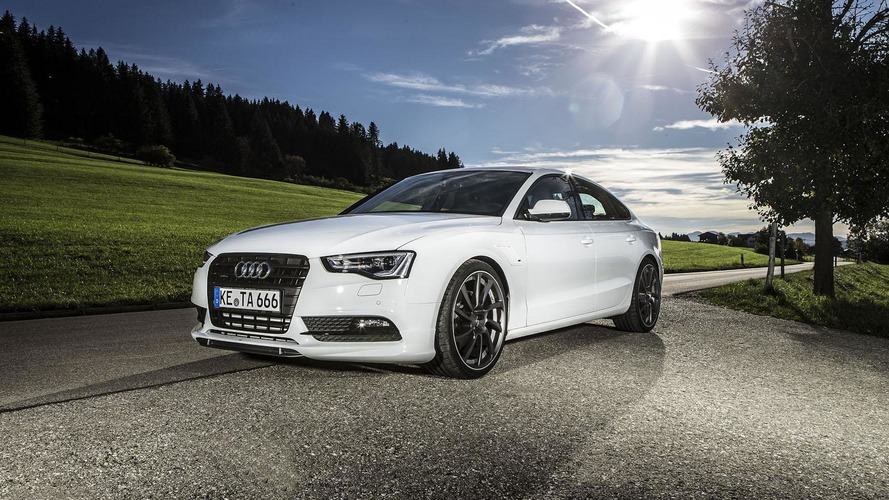 ABT tunes the facelifted Audi A5 Sportback