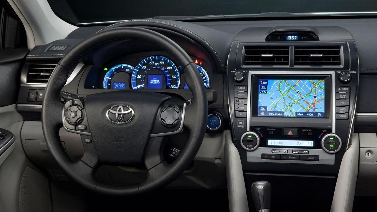 2013 Toyota Camry 21.2.2013