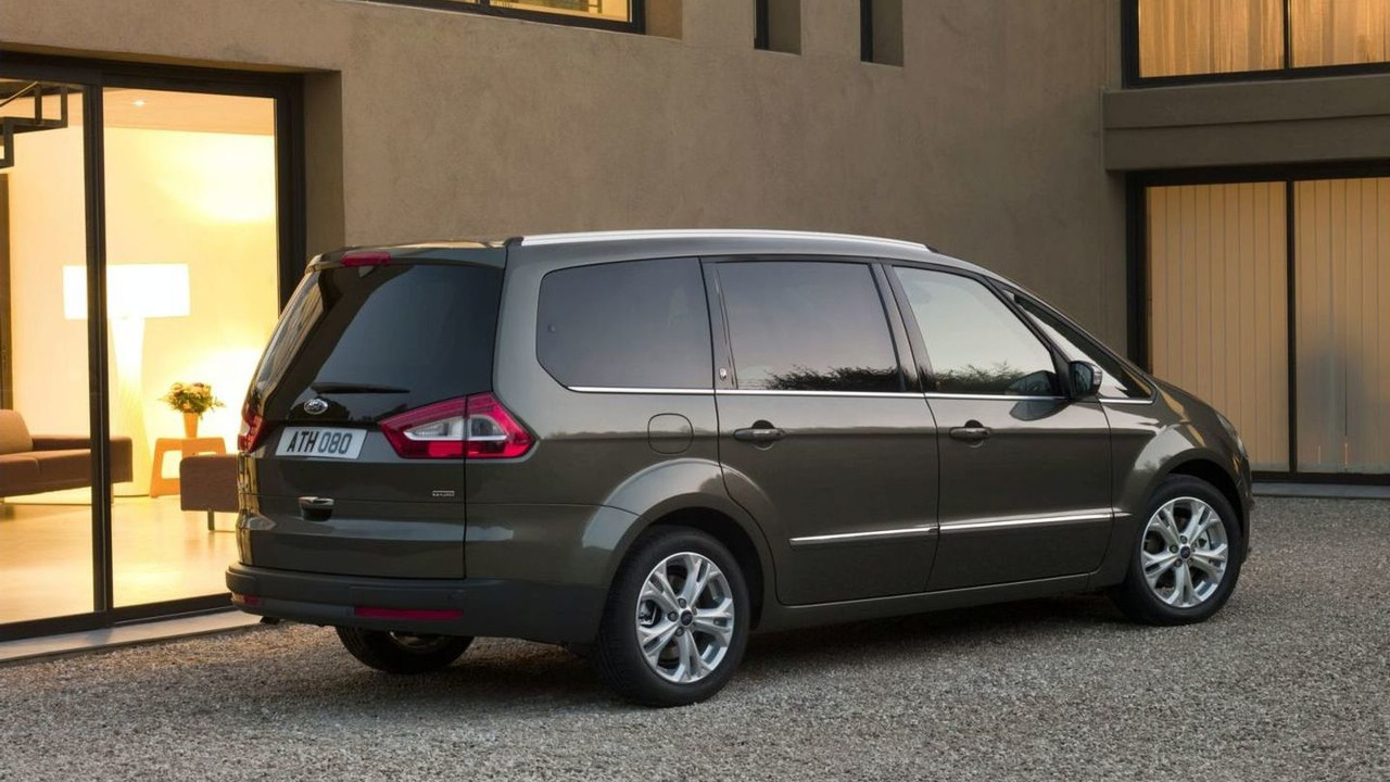 2010 Ford Galaxy Facelift