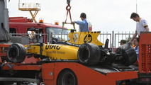 A busy weekend for Spanish stewards