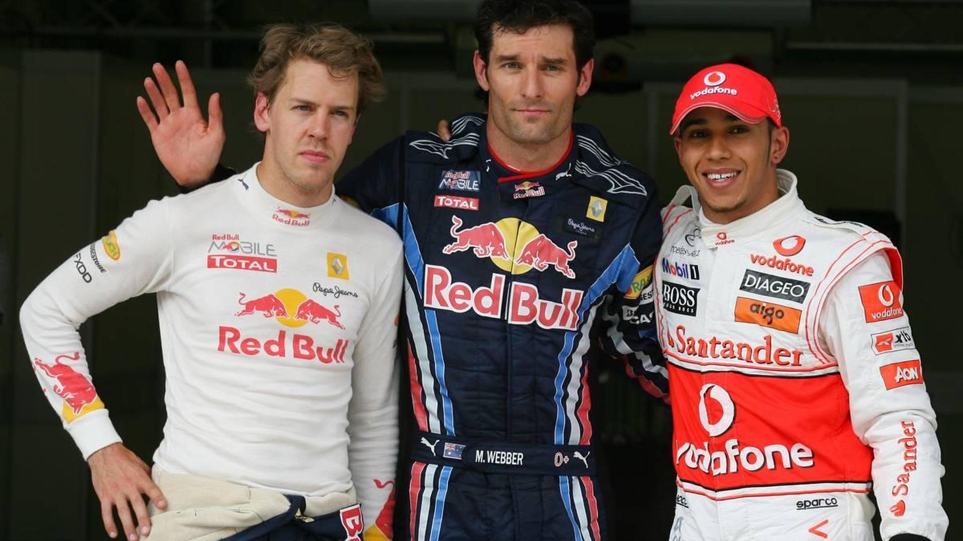 2010 Turkish Grand Prix qualifying - RESULTS