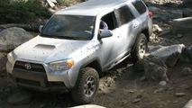 2010 Toyota 4Runner at Rubicon