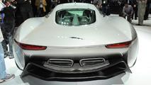 Jaguar C-X75 Concept - 2010 Los Angeles Auto Show