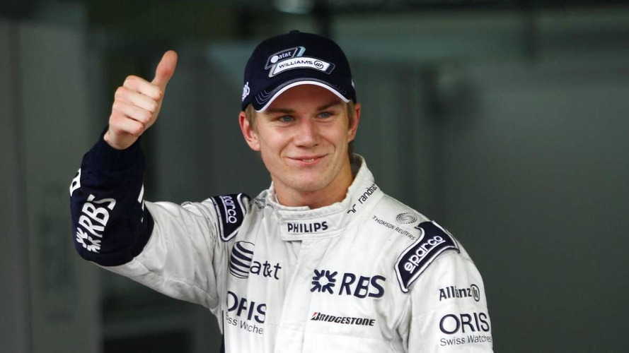 Hulkenberg reveals 'other options' for 2011