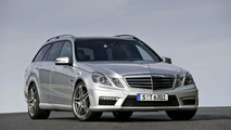 Mercedes-Benz E 63 AMG Estate Breaks Cover