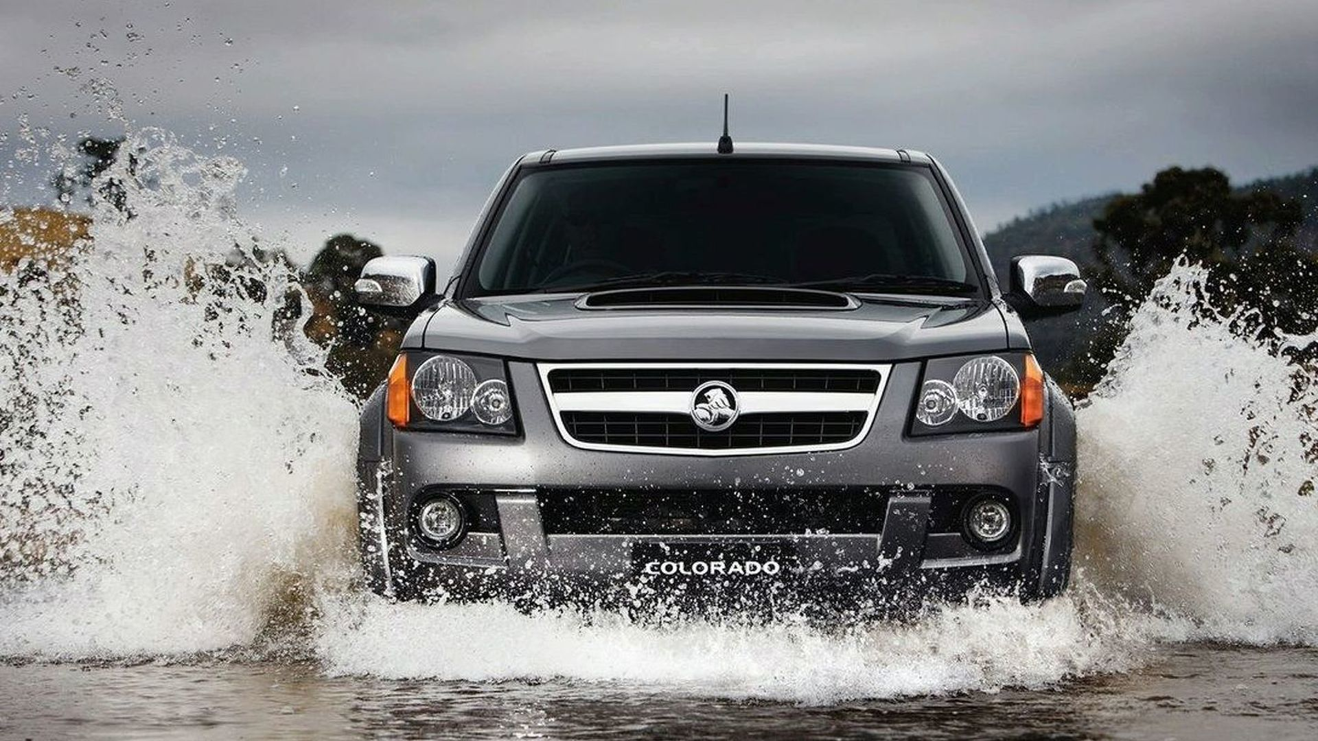 Holden Unveils Colorado PickUp Truck (AU)