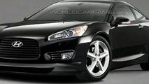 Leaked Hyundai i35 Coupe Photo