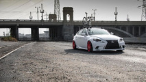 2014 Lexus IS AWD by Gordon Ting 31.10.2013
