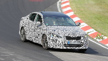 2014 Euro-spec Kia Optima spied at Nurburgring