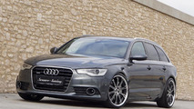 Audi A6 Avant modified by Senner Tuning