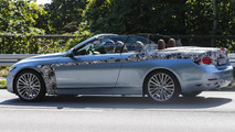 2014 BMW 4-Series Convertible spy photo 03.09.2013