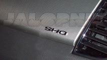 Ford Taurus SHO to make a comeback - dash badges spied