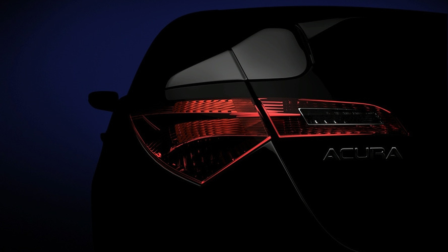 All-New Acura ZDX Luxury Four-Door Sport *Coupe* to Debut at New York Auto Show