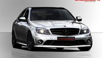 Mercedes C63 AMG by Romeo Ferraris 05.10.2010