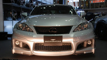 Wald Lexus IS-F Sport Line Black Bison