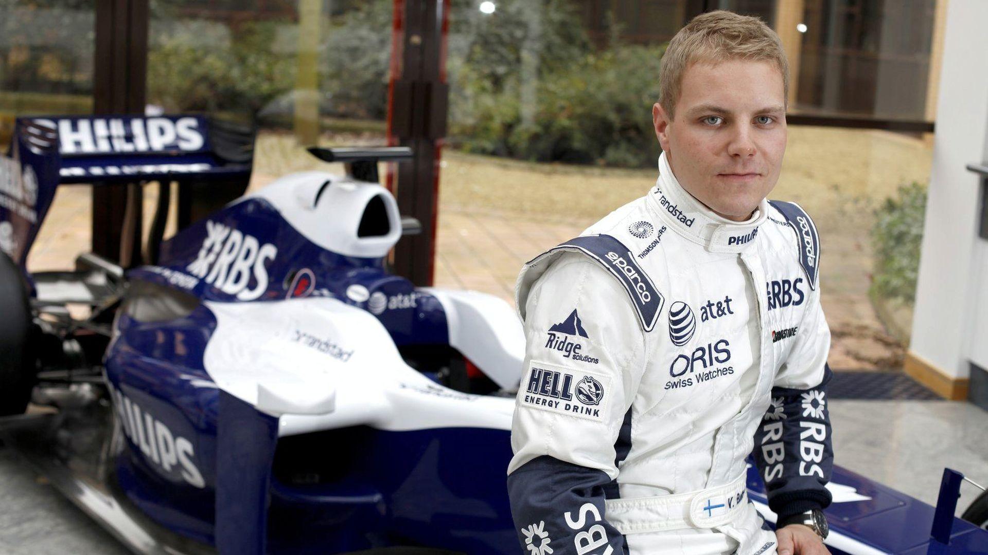 Bottas accepts Williams' Abu Dhabi test axe