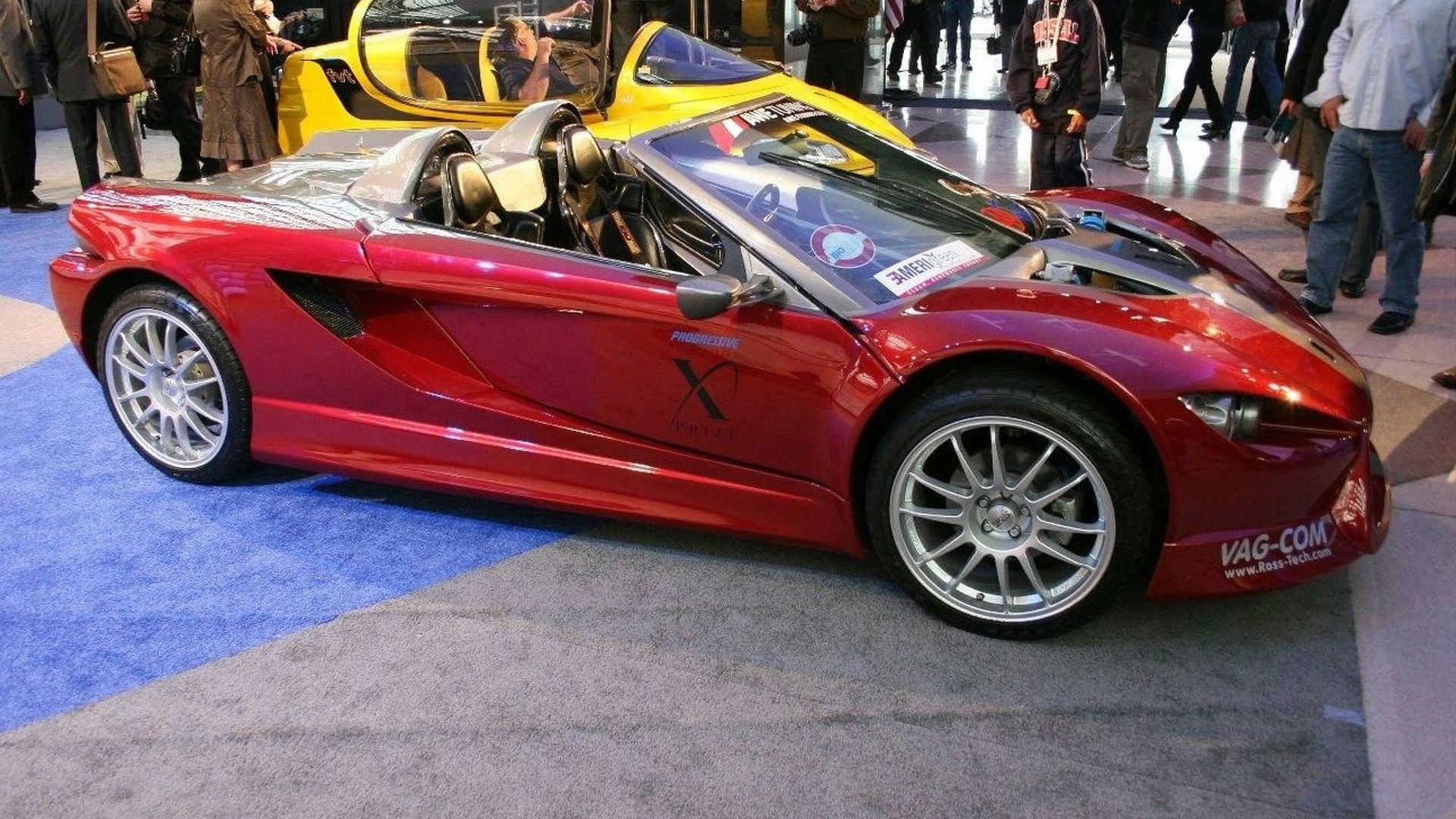 X PRIZE Foundation Announces $10M Prize for 100 MPGe Vehicle