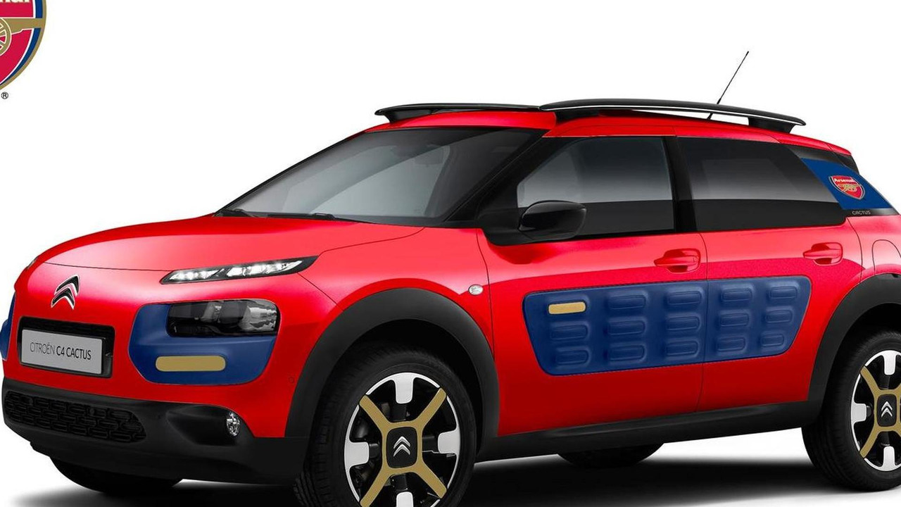 Citroen C4 Cactus Arsenal Edition