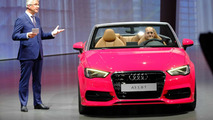 2014 Audi A3 Cabriolet pricing announced (UK)