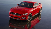 2015 Ford Mustang option list leaks out early