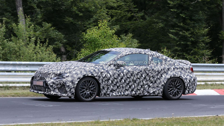 2014 Lexus RC and RC-F detailed ahead of September 2014 launch