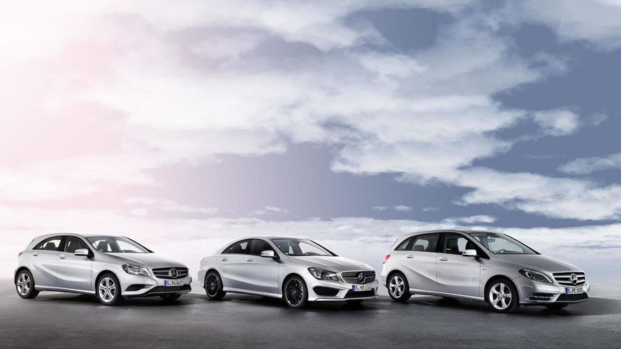 Mercedes A-, B- & CLA-Class gain new engines