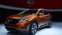 2015 Nissan Murano live in New York