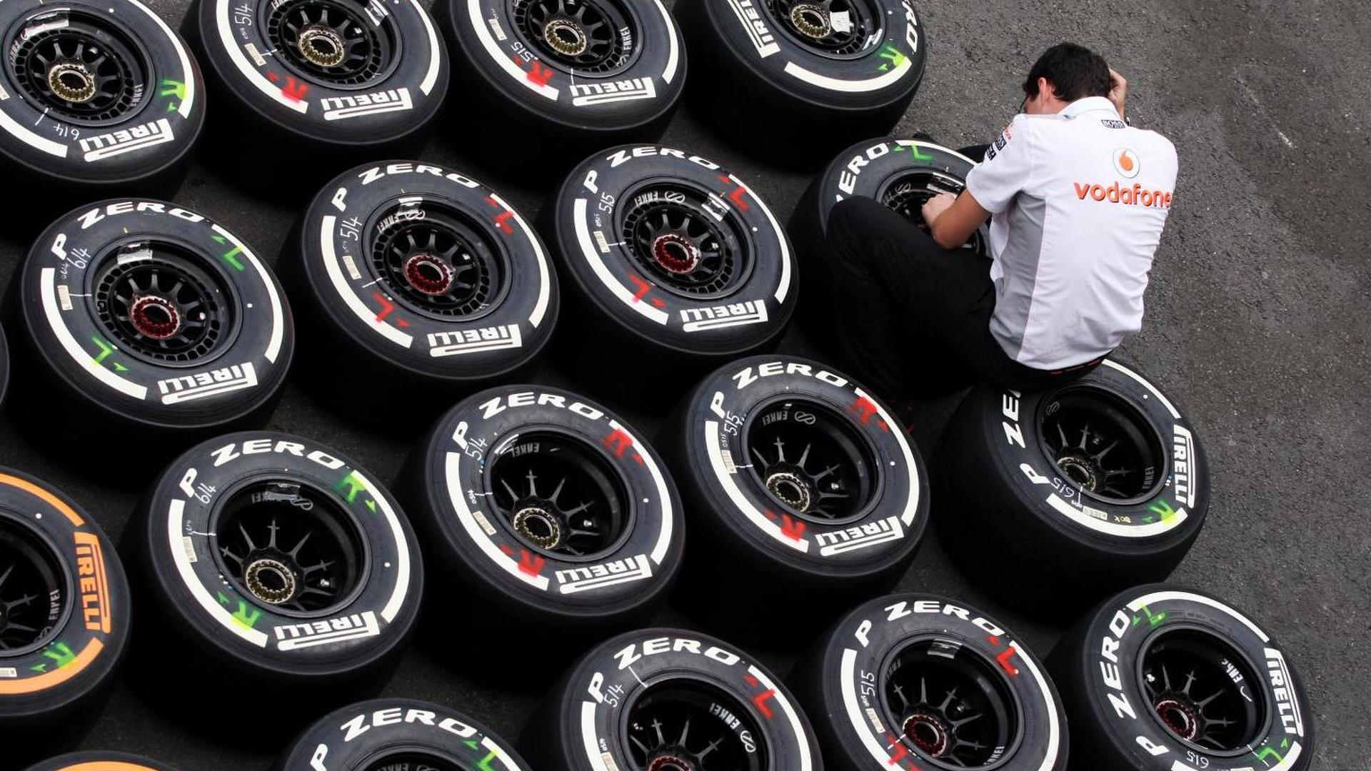 Pirelli and McLaren to test near Rome - report