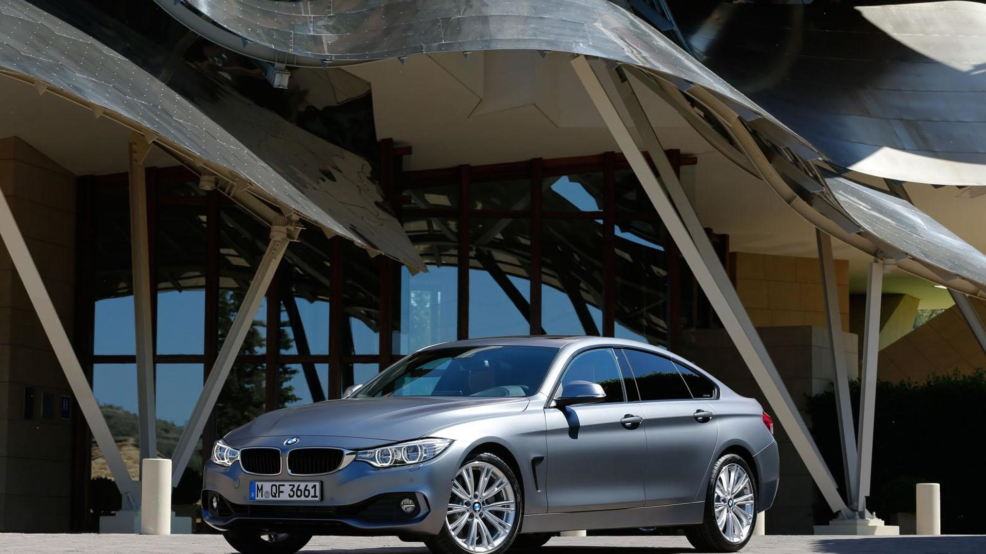 BMW 4-Series Gran Coupe gets the BMW Individual treatment