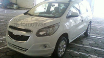 2013 Chevrolet spin MPV spy photo, 620, 13.06.2012