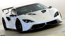 Tushek Renovatio T500 heading to Salon Privé in UK this September