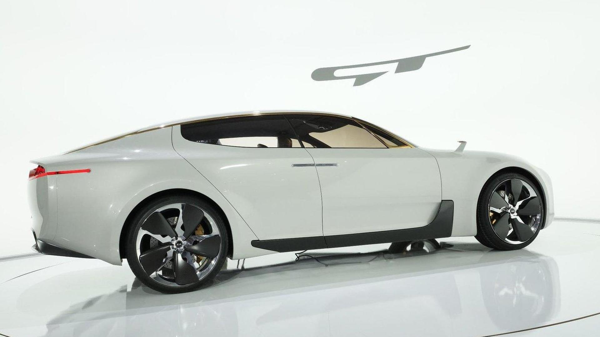 Kia GT concept headed for production - report