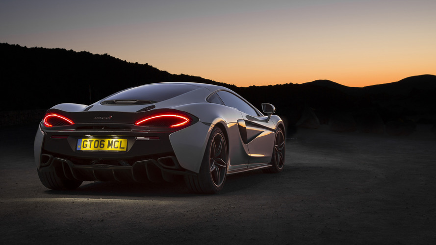 McLaren to show 570GT for first time in U.S.