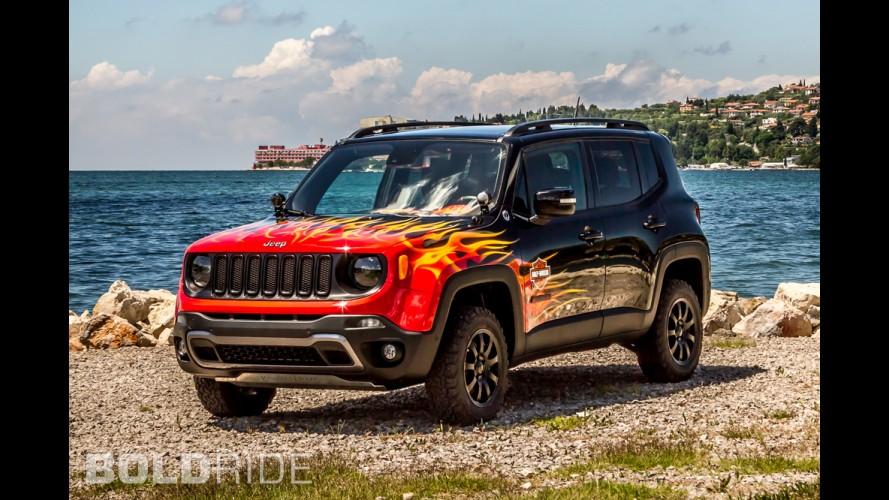 Jeep Renegade Hell's Revenge