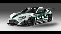 Takata Racing Scion FR-S