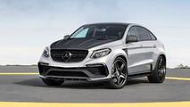 Topcar Mercedes GLE Coupe announced for Geneva