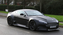 Aston Martin Vantage GT8 spy photo