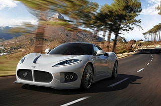 Is This the Geneva-Bound Spyker B6 Venator Concept?
