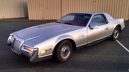 The Zimmer Quicksilver is Actually a Pontiac Fiero in Disguise