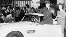 Elvis Presley's restored BMW 507 to debut at Pebble Beach