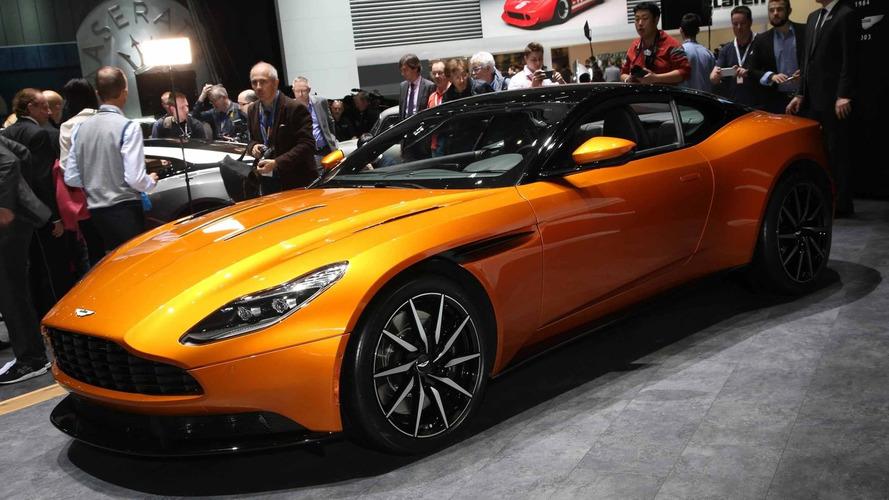 Aston Martin pre-tax loss almost doubles to $172M in 2015