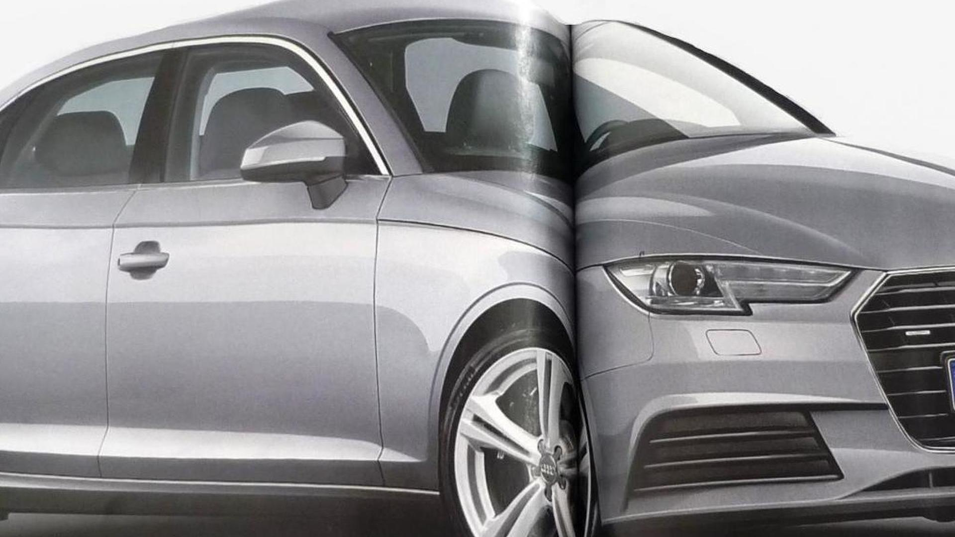 Latest 2016 Audi A4 renderings are likely the most accurate so far