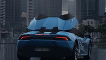 """Lamborghini Huracan Spyder ad shows what they meant with """"the sky will never be the same"""" [video]"""