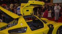 Radical Xtreme Coupe (RXC) at Autosport International 2013